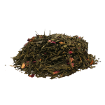 Organic Sencha Kyoto Cherry Rose Green Tea